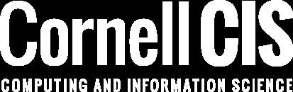 Cornell Computing & Information Sciences