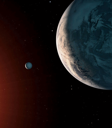 Earth-sized planets at the TRAPPIST-1 star