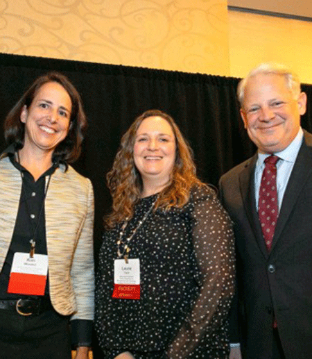 Kim Weeden, Laura Tach, and Steve Israel