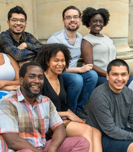 Mellon Mays 2018 Graduates