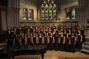 The 2014-2015 Cornell University Chorus