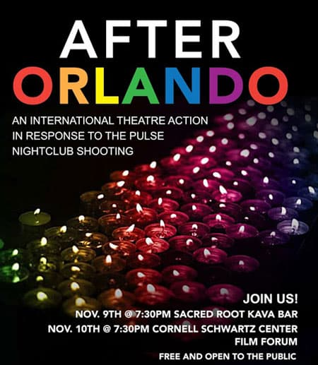 Poster for After Orlando