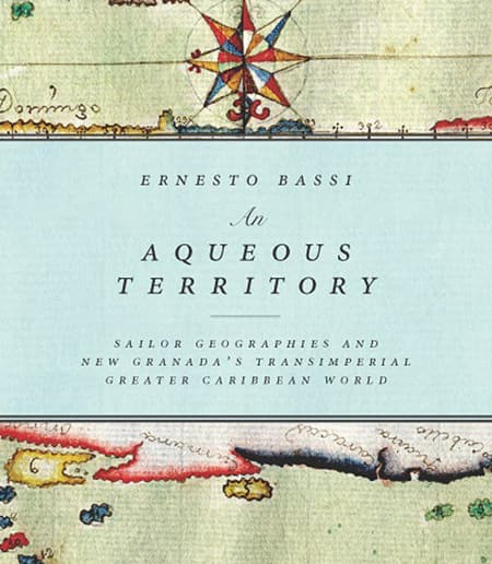 Book cover Aqueous Territory