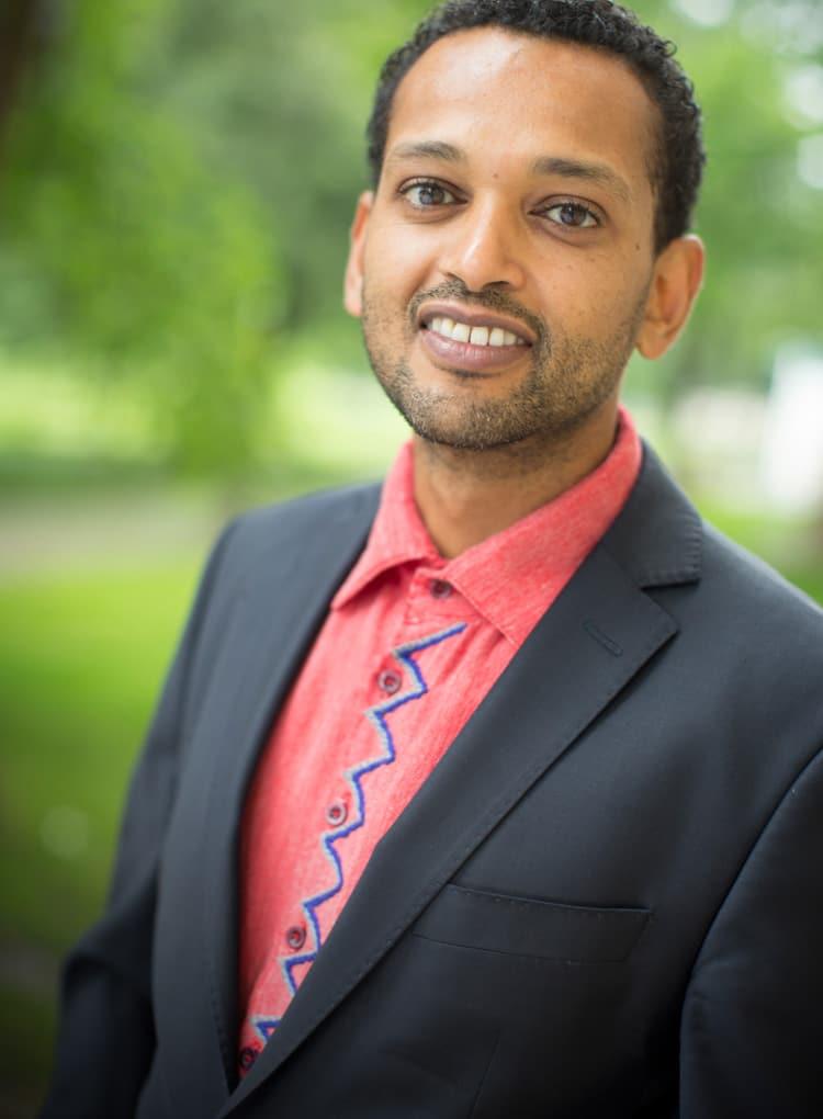 Dr. Dagwami Woubshet