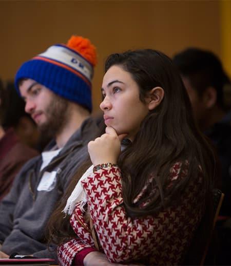 New Arts& Sciences students - January 2016