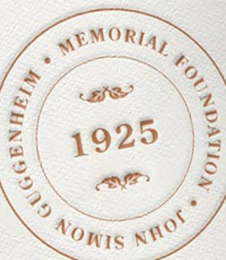 Seal for the Guggenheim Memorial Foundation