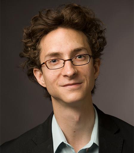 Andrew Hicks, associate professor of music