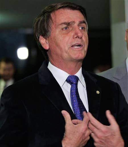 Jair Bolsonaro, Brazil's new president