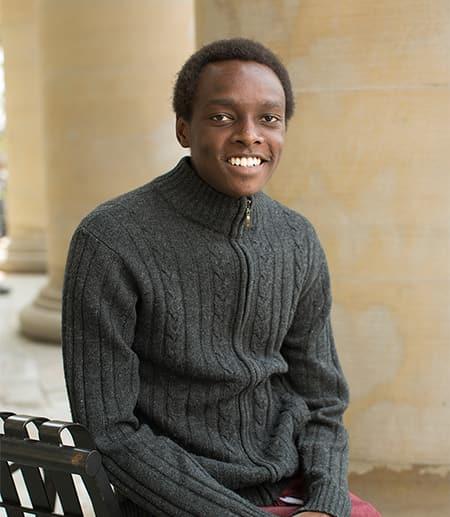 Solomon Maina