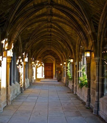 West Campus gothic architecture