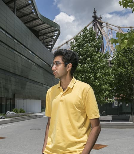 Undergrads explore diverse interests at Cornell Tech