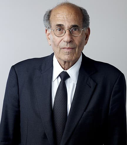 Headshot of nobel laureate Richard Axel