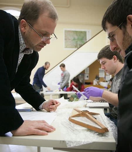 Class examines Cornell past and future