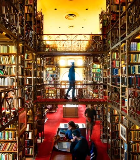AD White Reading Room