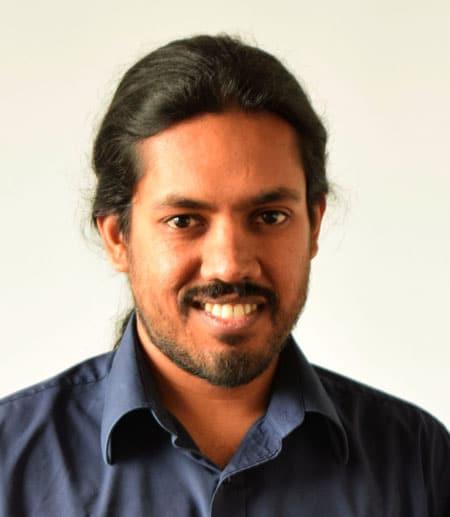 Vikram Gadagkar MS '10, PhD '13