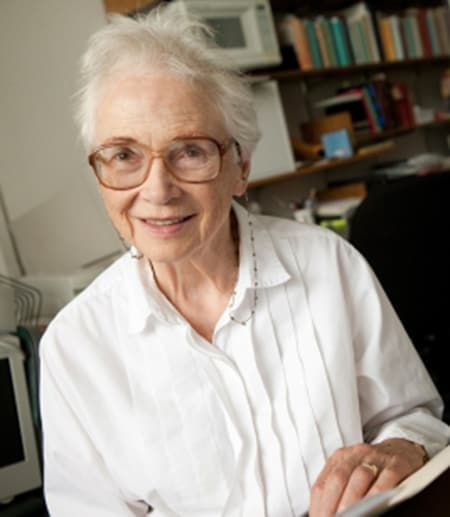 Professor Emerita of English, Carol Kaske