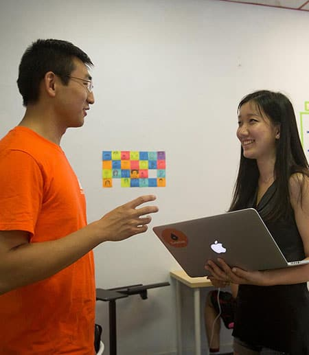 Students spend summer incubating their business ideas