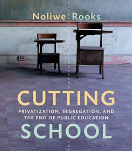 Book cover of Cutting School