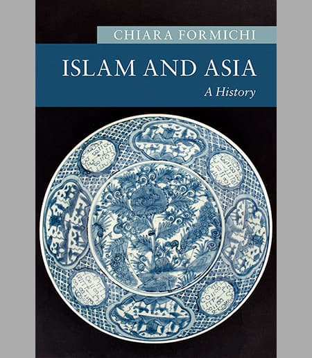 Book cover: Islam and Asia