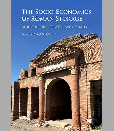 Book cover: The Socio-Economics of Roman Storage