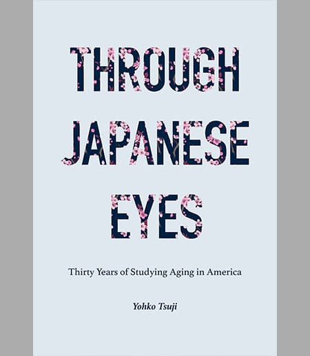 Book cover: Through Japanese Eyes