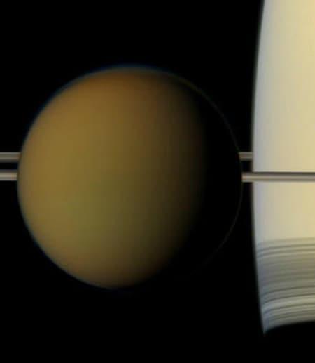 close up image of Titan