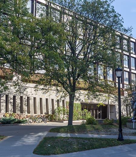 Uris Hall