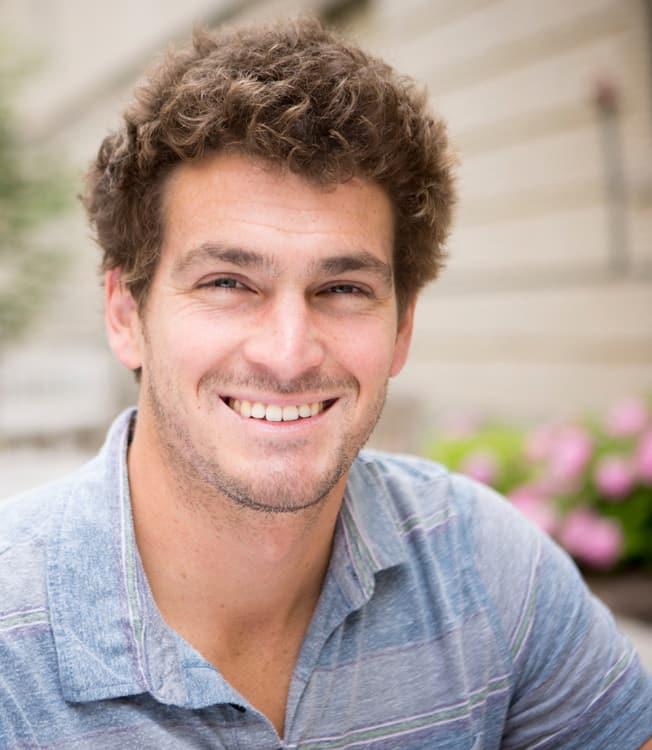 Headshot of Justin Wilson