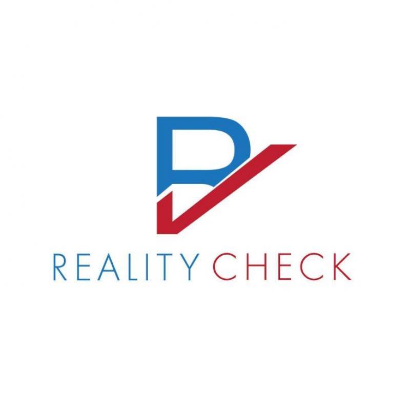 R and check mark logo