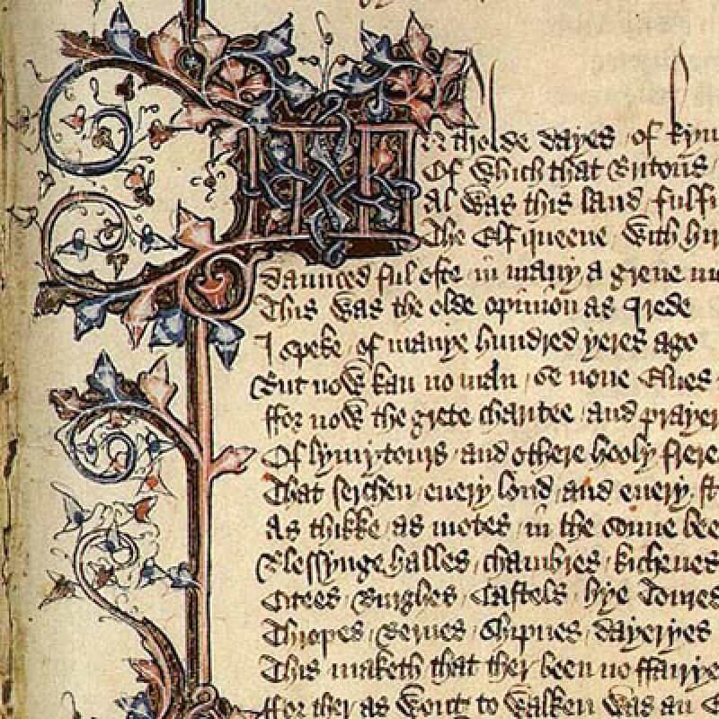 Medieval Studies