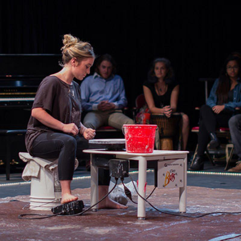 Performing & Media Arts
