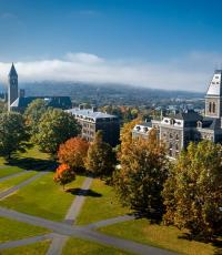Arts Quad at Cornell University