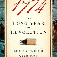 book cover: 1774, The Long Year of Revolution