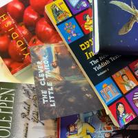 Yiddish textbooks