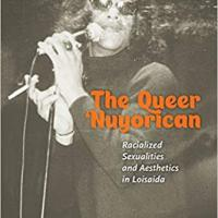 """Cover art for """"The Queer Nuyorican"""""""