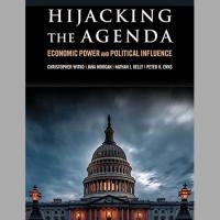 Book cover: Hijacking the Agenda