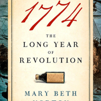 """Book cover of """"1774: The Long Year of Revolution"""""""