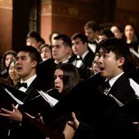 Glee Club Chorus performs. Photo Credit to Savanna Lim