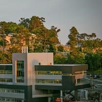Building on a hillside