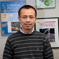 Peng Chen, Peter J. W. Debye Professor of Chemistry and Chemical Biology
