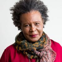 Poet and writer Claudia Rankine