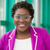 Samantha N. Sheppard, Mary Armstrong Meduski '80 Assistant Professor of Performing and Media Arts