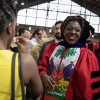 Africana PhD graduatae