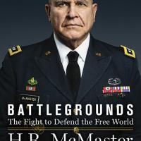 Book cover: Battlegrounds