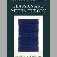 Book cover: Classics and Media Theory