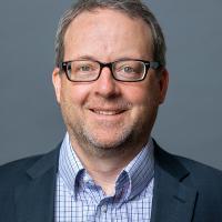 Headshot of chemist Geoffrey Coates