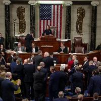 House votes to impeach Trump