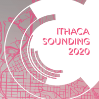 Ithaca Sounding poster