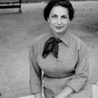 writer Jacqueline Kahanoff