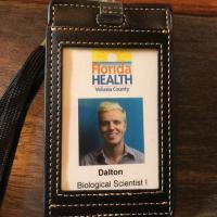 Dalton Price name badge